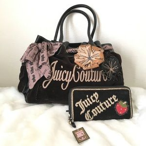 Juicy Couture Purse & Wallet!!!! 🌸